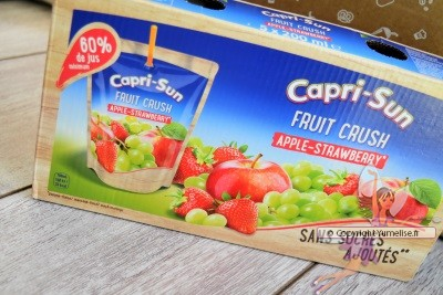 Capri-Sun Fruit Crush
