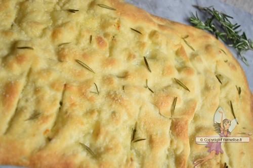 fougasse mozzarella cuite