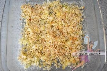 riz oignon ail