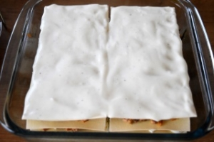 montage lasagnes courgette 4