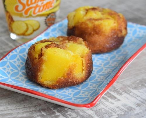 Petits Moelleux à La Mangue Dessert Aux Fruits