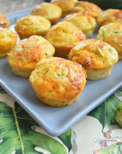 muffins moelleux cuits