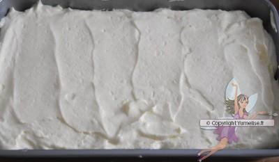 couche mousse mascarpone du nutellamisu