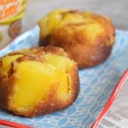 mgâteaux aux dés de mangue