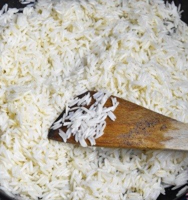 riz pilaf à la sauteuse