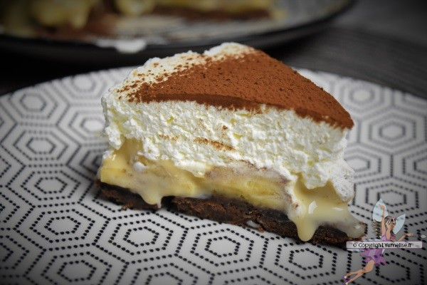 part de banoffee pie