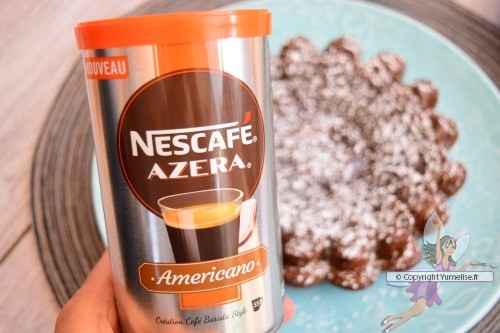 café Americano Nescafé AZERA
