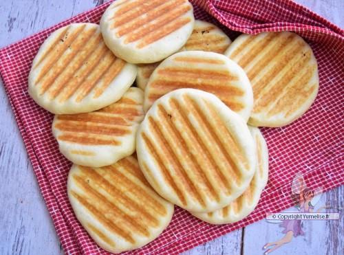 Pains Panini Express Recette Facile De Boulangerie