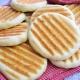 pain cuit pour panini