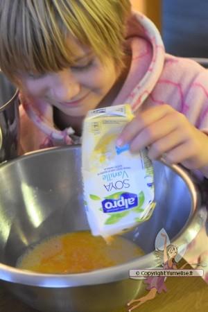 boisson soja vanille Alpro