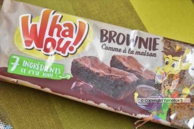 brownie whaou!