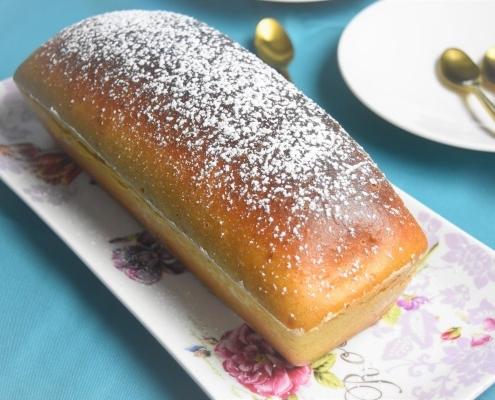 gâteau à la crème caramel Yabon