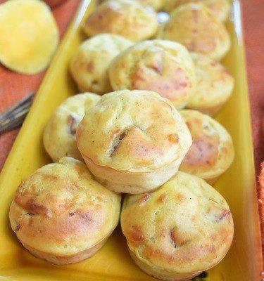 muffins salés de butternut