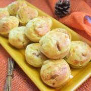 muffins salés au butternut