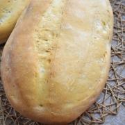 pain Brié cuit