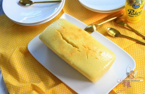 cake au citron et au mascarpone cuit à l'Omnicuiseur