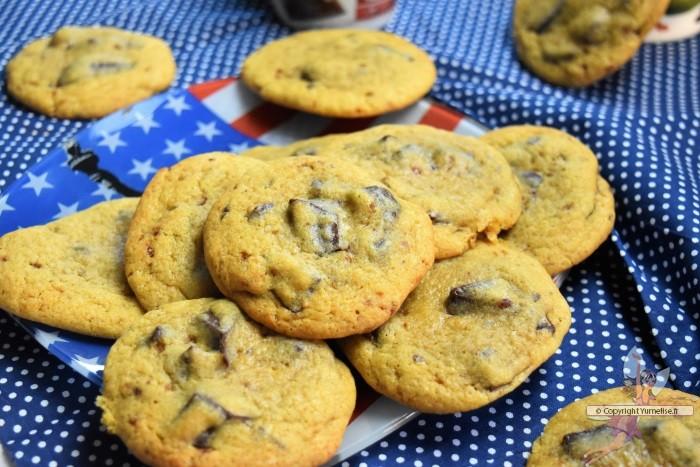 Cookies De Yann Couvreur Gateaux Americains