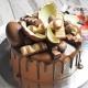 drip cake aux KInder
