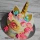 gâteau en licorne
