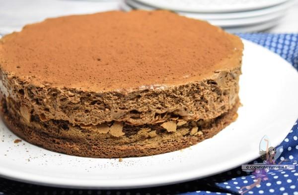 mousse chocolat crue et cuite