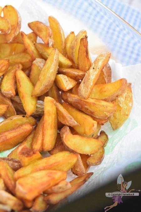 frites potatoes