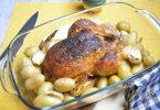poulet cuit à l'Omnicuiseur