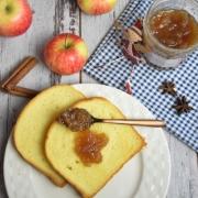 confiture aux pommes et épices à l'Omnicuiseur