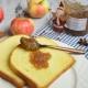 confiture de pommes et 4 épices