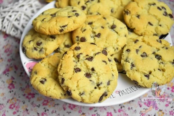les cookies sans oeuf