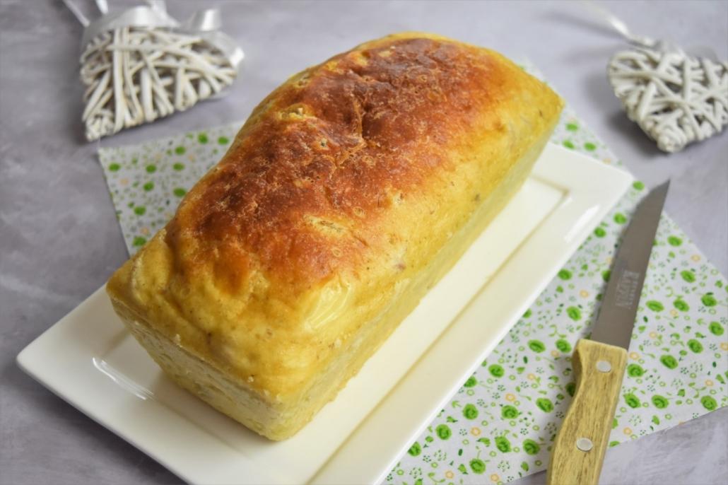 cake au thon cuit