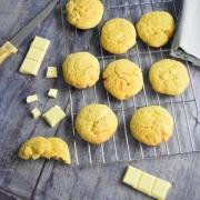 cookies pépites de chocolat blanc
