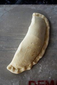 crêpe turque farcie