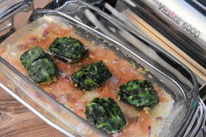 ingrédients du risotto