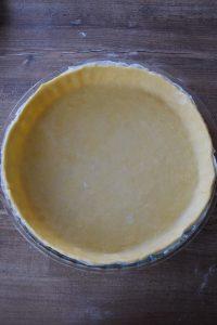 fond de tarte