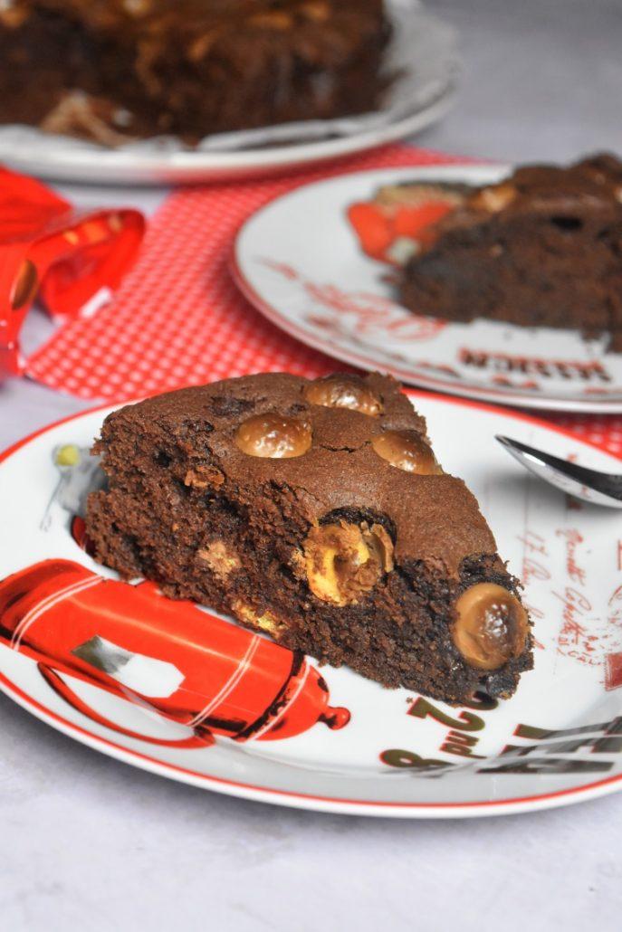 Gâteau aux Maltesers