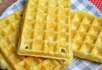 Les gaufres au fromage Comté