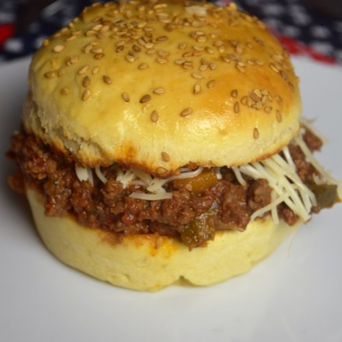 Sloppy Joe américain
