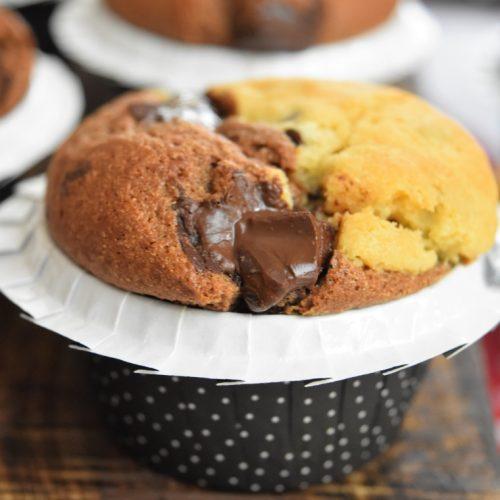 Coofins, moitié cookies, moitié muffins