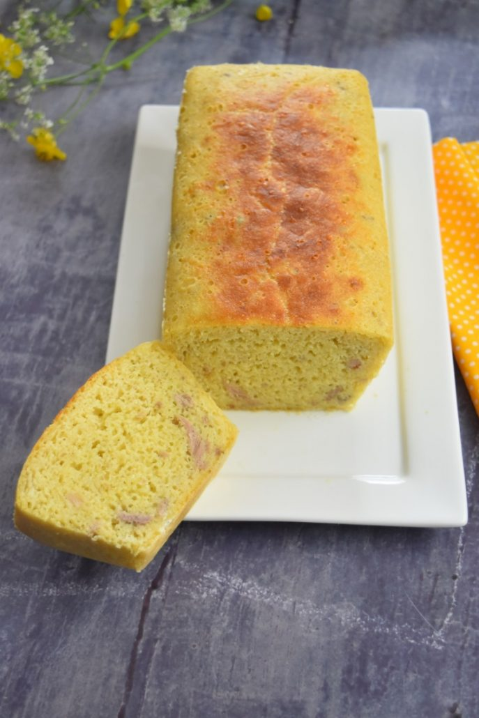 Cake au thon moelleux