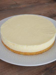 Gâteau nuage au citron sans meringue