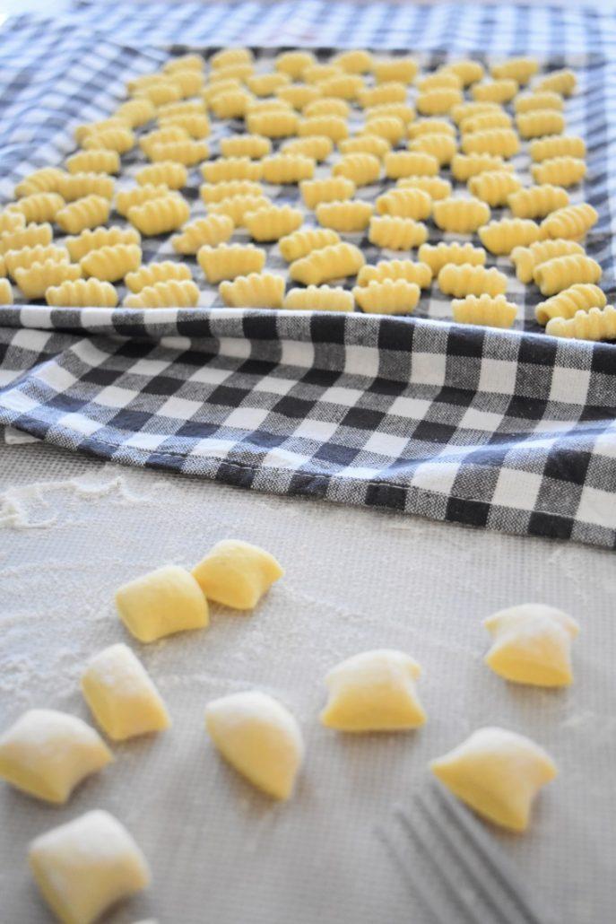 Pâtes à la semoule de blé