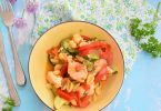 One pot pasta terre et mer