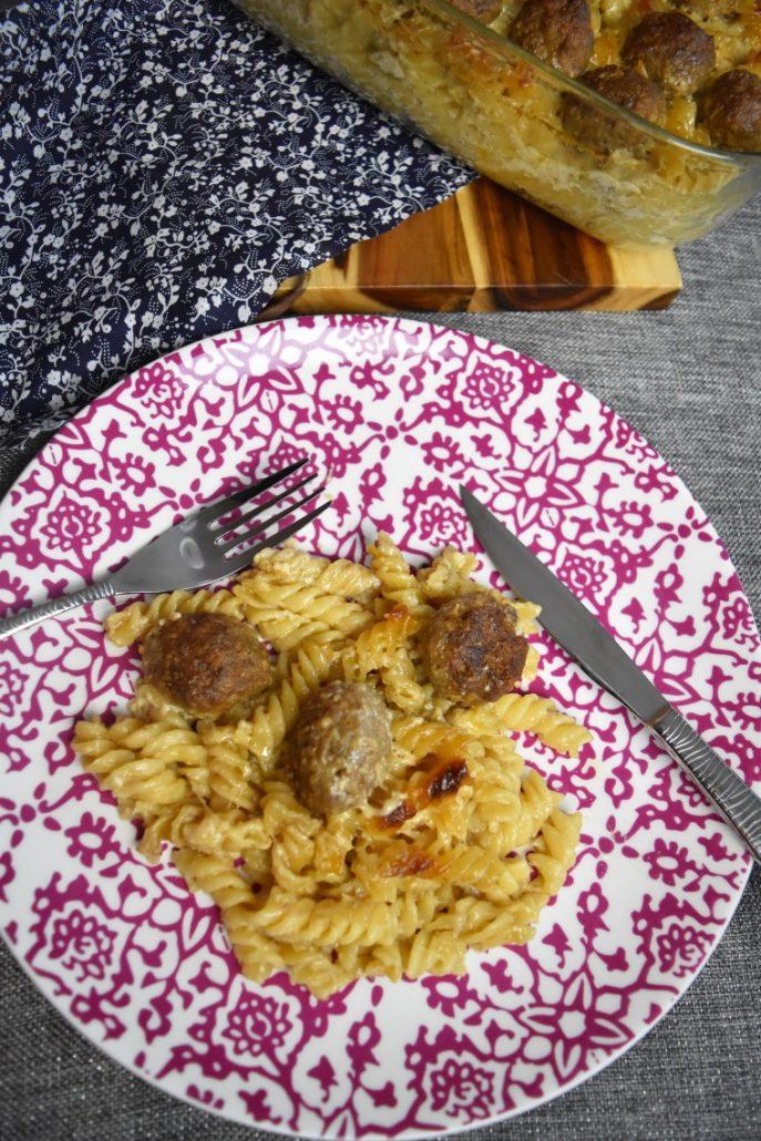 Boulettes de viande à l'Omnicuiseur