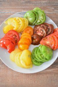 Tomates d'antan