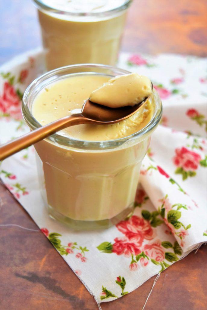 crème cappuccino veloutée