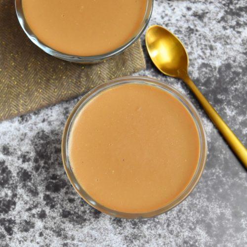 Crèmes à la pralinoise