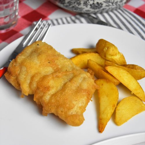 Fish and chips comme à Londres