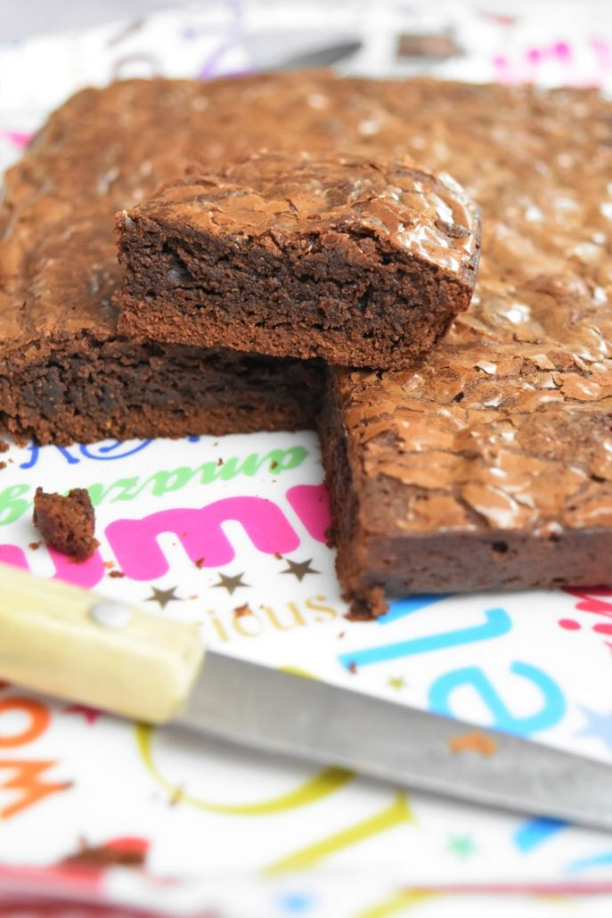 Brownie au Cake Factory