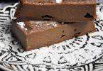 Pudding de pain au chocolat