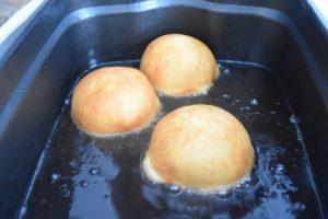 CVuisson des beignets
